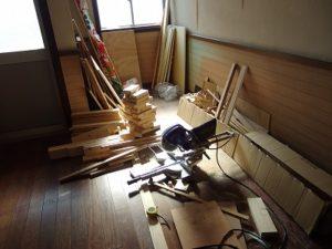 DIYと木材